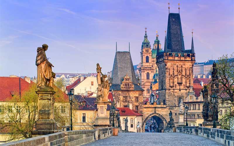 Escapade estivale à Prague 4