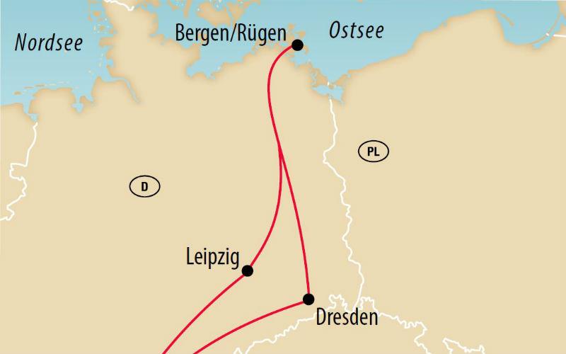 Traumhafter Sommer auf Rügen 4