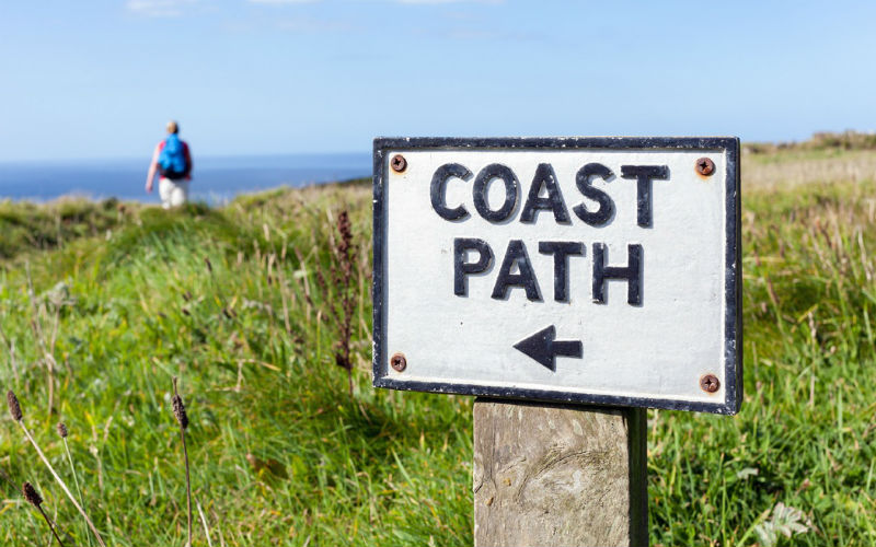Les côtes du sud de l'Angleterre 1