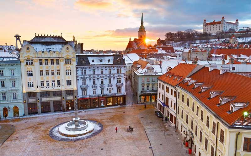 Prague, Budapest & Vienne 5