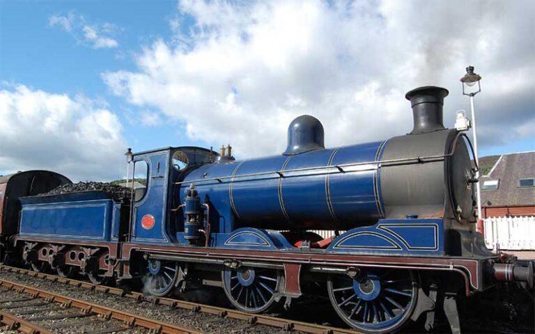 Ecosse - romantisme ferroviare & paysage de rêve 10