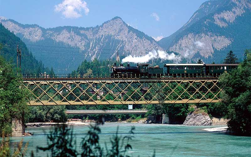 Schweizer Dampfeisenbahn Klassiker 1