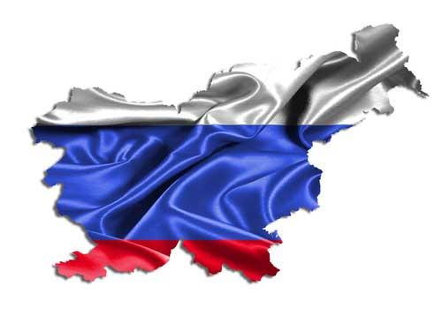 Karte von Slowenien