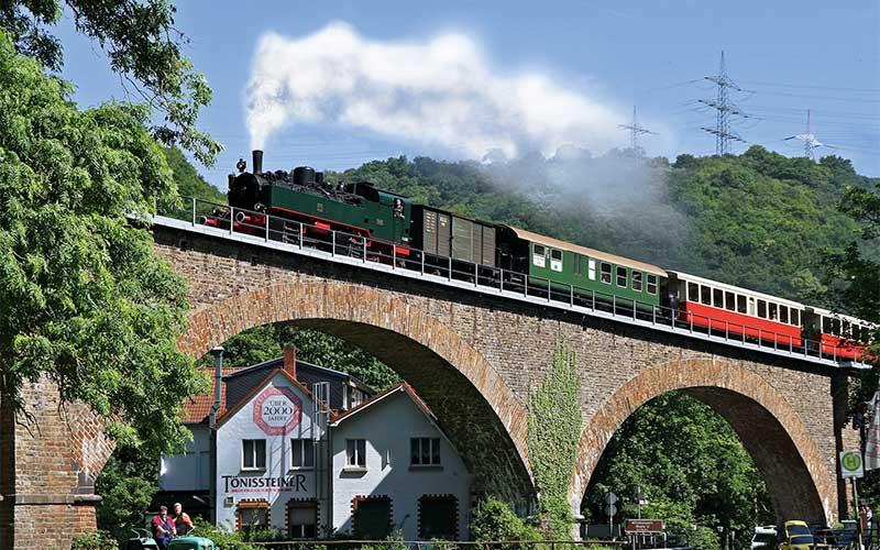 Vulkan Express - Bahnromantik zw. Rhein & Eifel 4