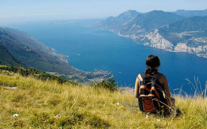 Wandern am Gardasee 4