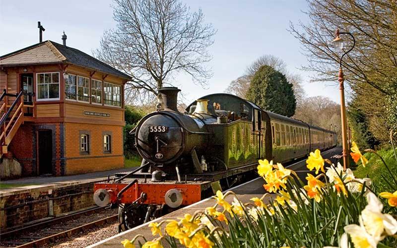 Sud de l'Angleterre - Jardins, châteaux et trains 5