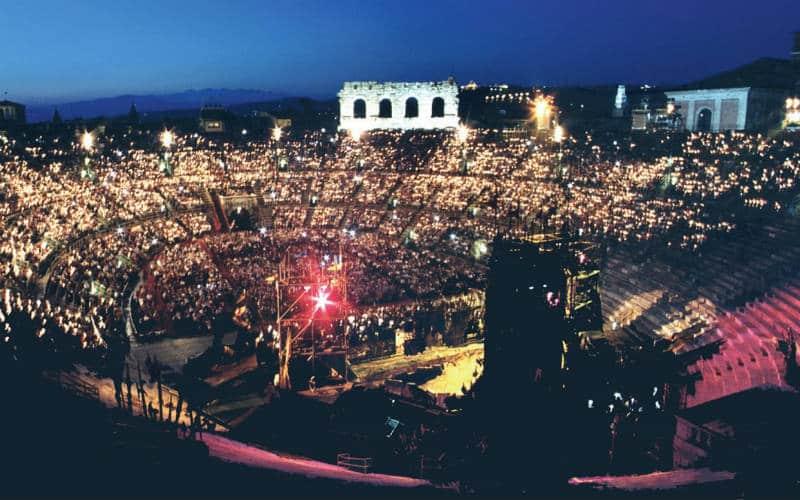 Ein Sommerwochenende in Verona 1