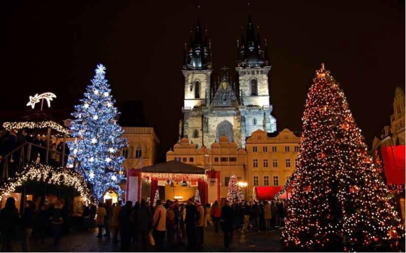 Féerie de l'Avent à Prague 3
