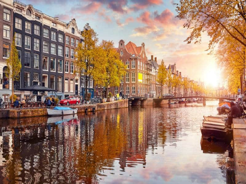 Amsterdam TOP RL