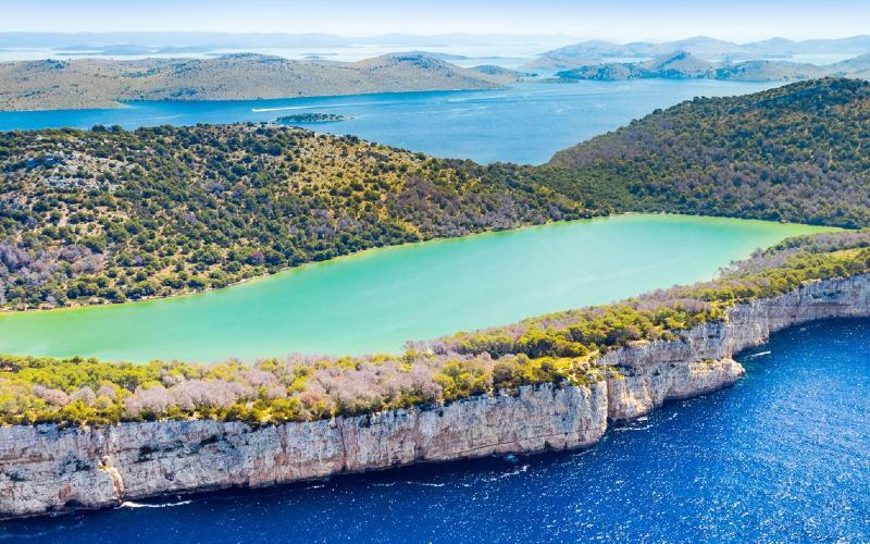 Croisière en yacht - été en Croatie 1