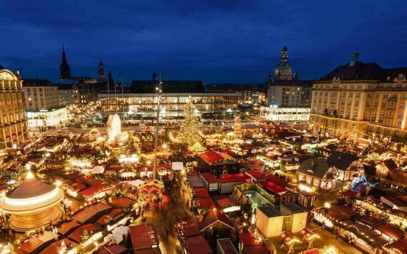 Advent in Dresden & Prag 1