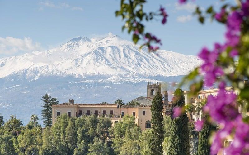 Floraison des amandiers en Sicile 5