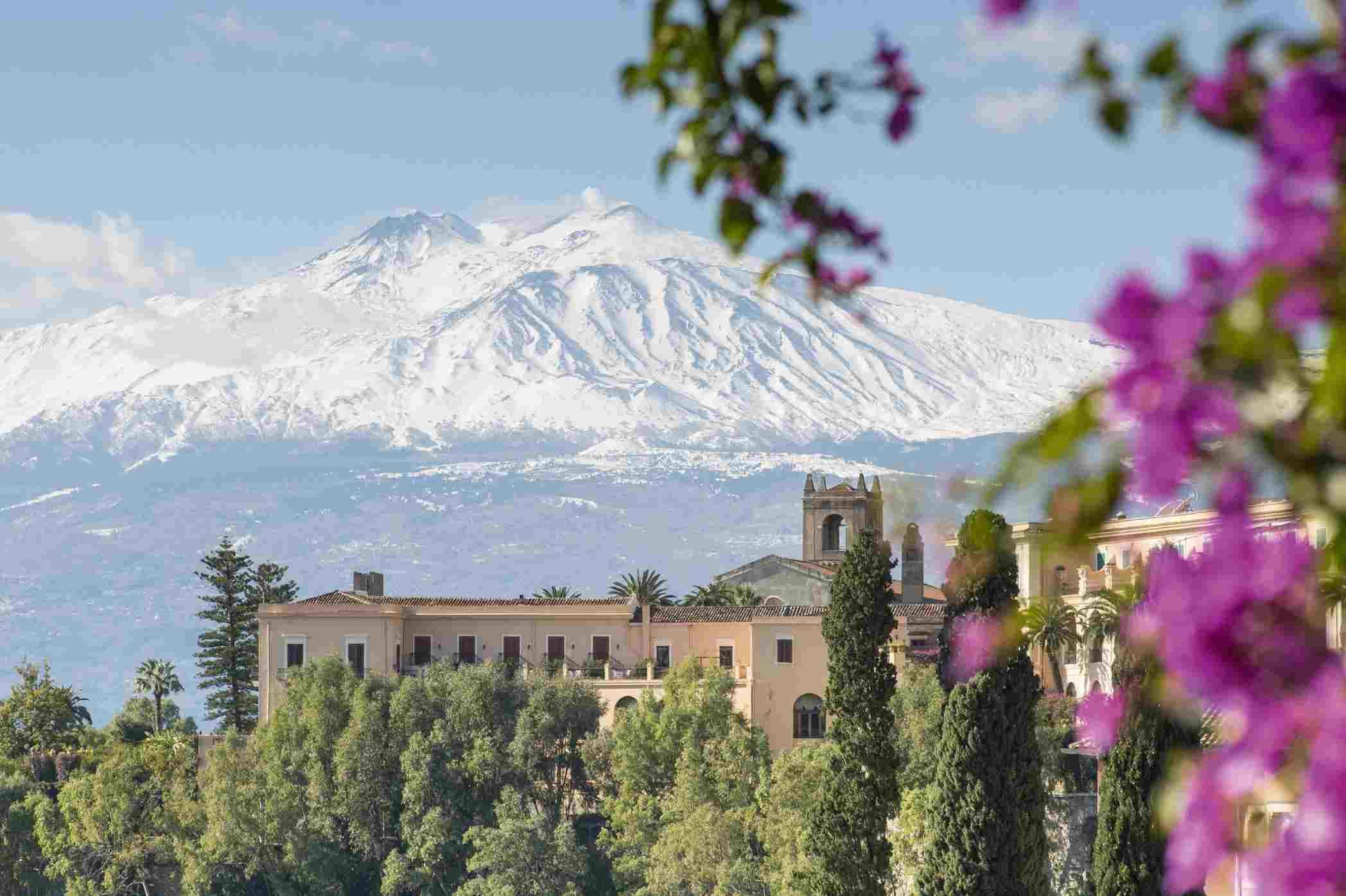 Floraison des amandiers en Sicile 2