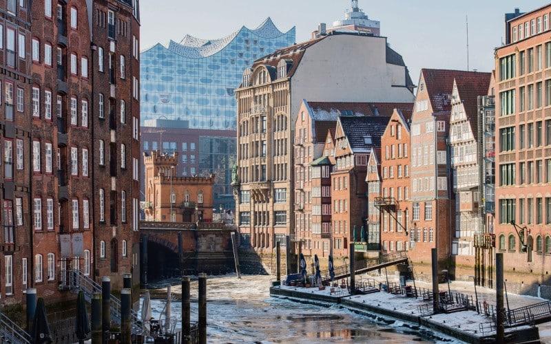 Silvester in Hamburg 3