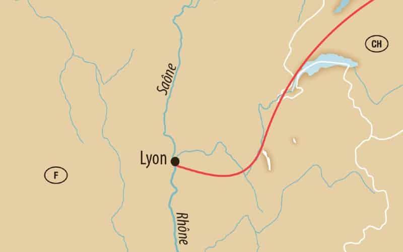 Fête des Lumières in Lyon 4