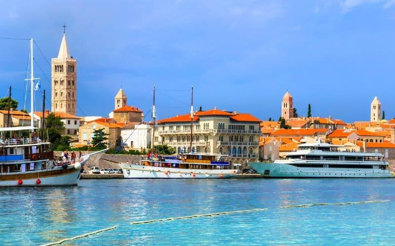 Croisière en yacht - été en Croatie 2
