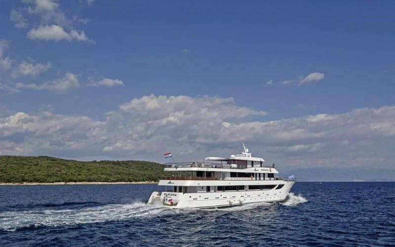Yacht-Kreuzfahrt - Frühsommer in der Kvarner Bucht 1