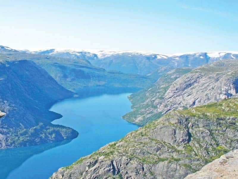 Norwegen TOP RL