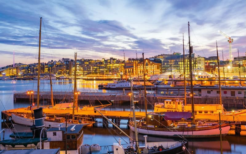 Vol interville Oslo 1