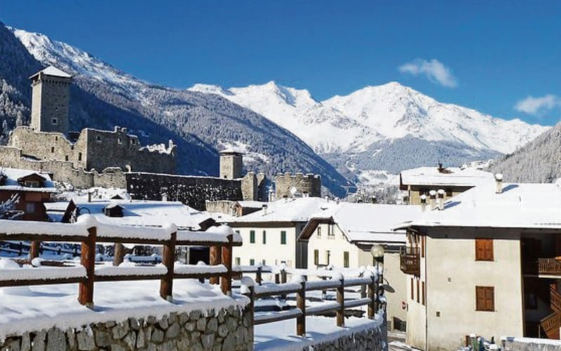 Advent in den Dolomiten 1
