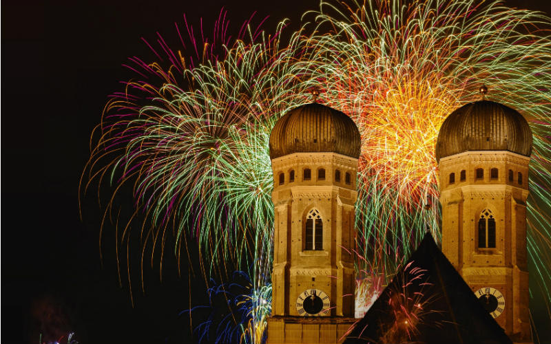 Nouvel An au coeur de Munich 7