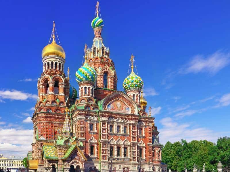 Kathedrale von St.Petersburg