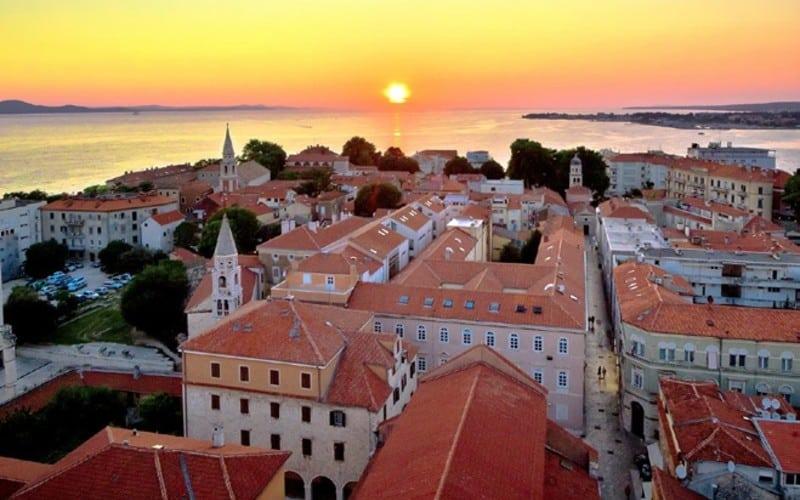 Yacht-Kreuzfahrt - Sommer in Kroatien 1