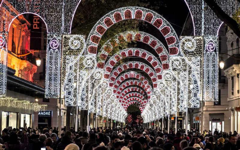 Fête des Lumières in Lyon 3