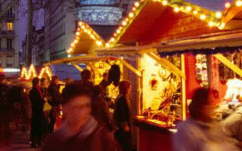 Fête des Lumières in Lyon 7