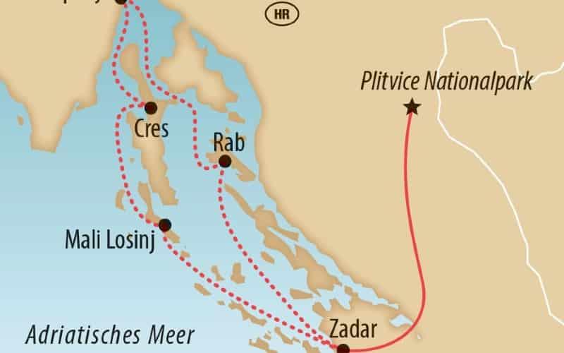 Croisière en Yacht - Magie de l'automne en Croatie 6