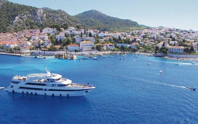 Croisière en Yacht - Magie de l'automne en Croatie 2