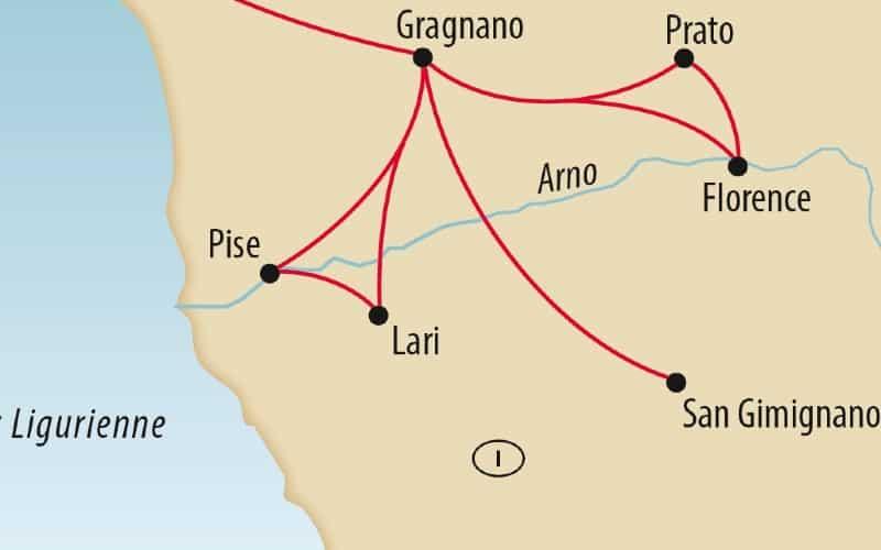 Offre spéciale Toscane 6