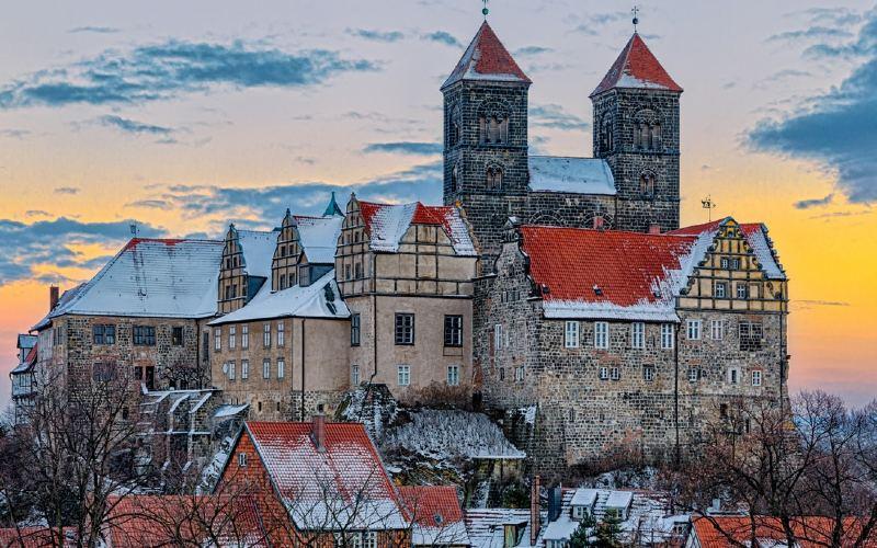 Winterzauber im Harz 8