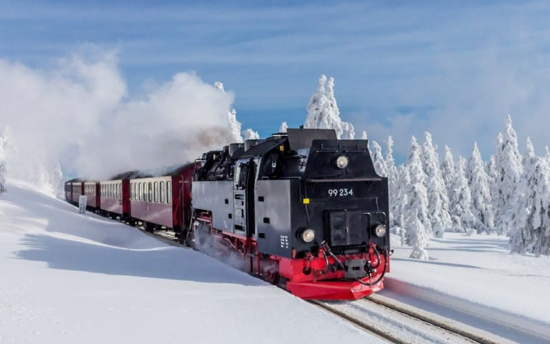 Winterzauber im Harz 5