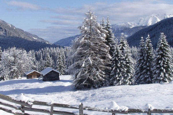 Wunderschönes Südtirol im Winterkleid TOP