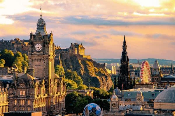 Schottland unter Dampf 1