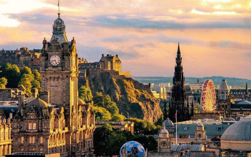 Herbstaktion Schottland 1