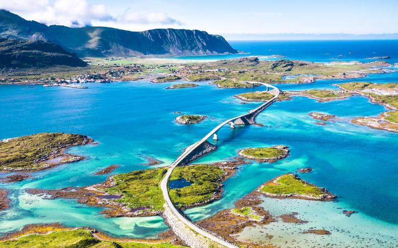 Havila - die neuen norwegischen Postschiffe! 4
