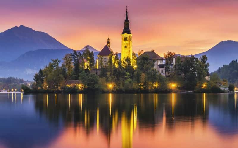 Carinthie-Slovénie-Frioul 1