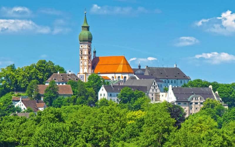 München & bayrisches Seenparadies 1