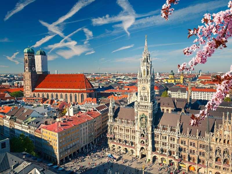 Munich & paradis des lacs bavarois 1