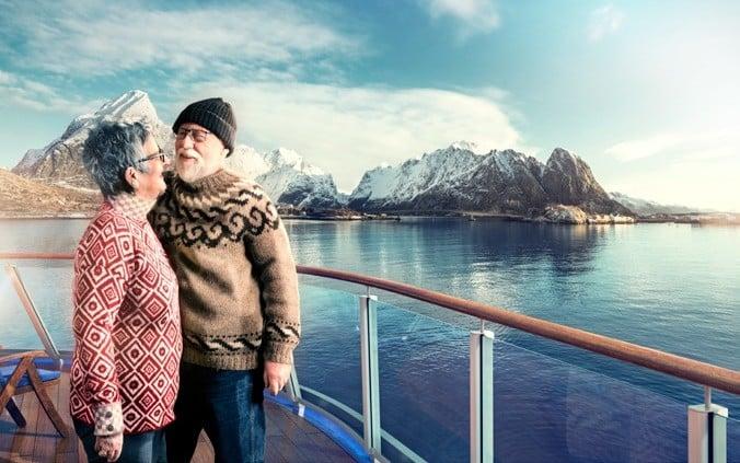 Havila - die neuen norwegischen Postschiffe! 3