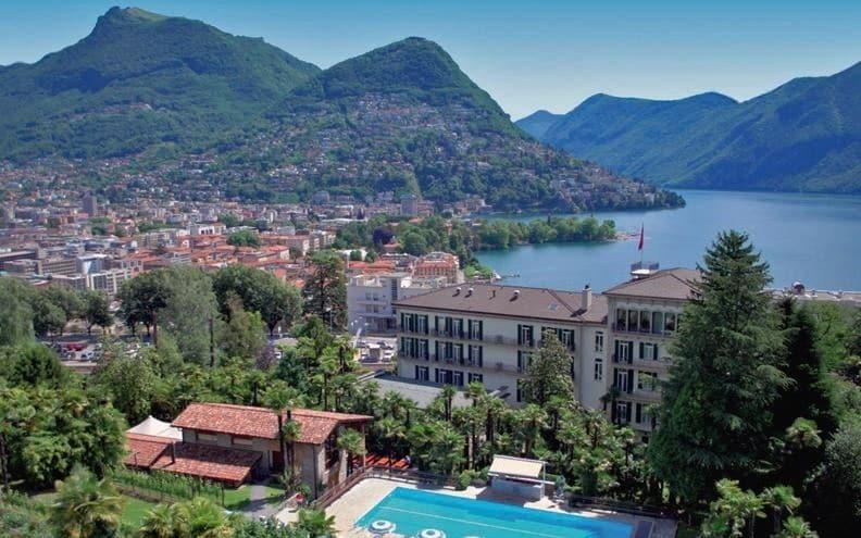 Sommer am Lago di Lugano 1