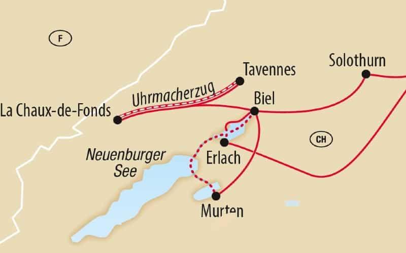 Jura & Drei-Seenland 4