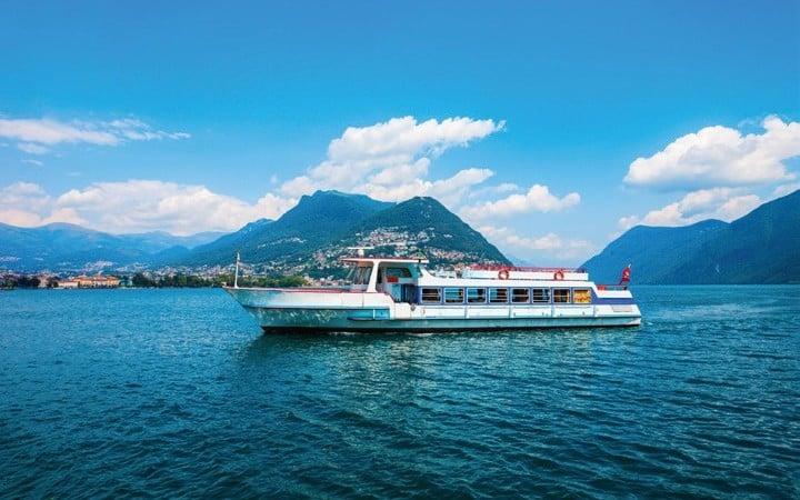 Sommer am Lago di Lugano 2