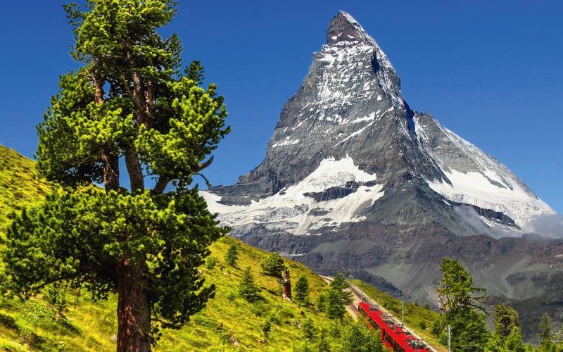 Walliser Bergträume 1