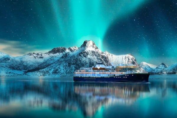 L'été indien dans les fjords norvégiens 1