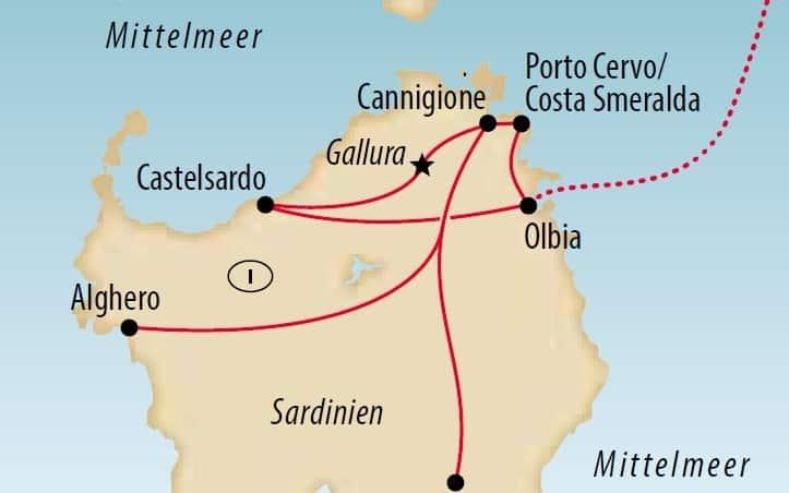 La Sardaigne, une île paradisiaque 2