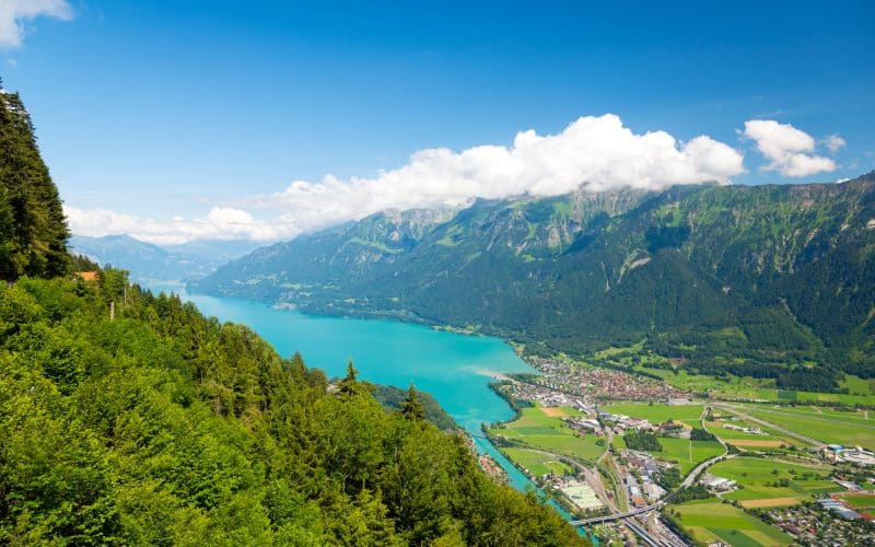 Vom Thunersee zum Jungfraujoch 4