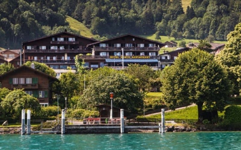 Vom Thunersee zum Jungfraujoch 6